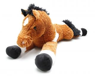 Plyšový kůň 100 cm