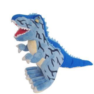 Plyšový Tyrannosourus 30 cm modrý