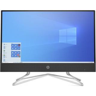 Počítač All In One HP 22-df0601nc černý