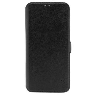 Pouzdro na mobil flipové FIXED Topic pro Samsung Galaxy A20s černé