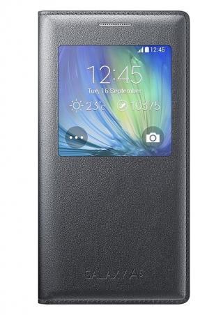 Pouzdro Samsung S-view, Galaxy A5, černé