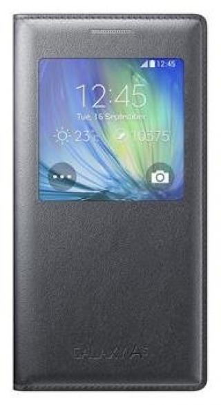 Pouzdro Samsung S-view Galaxy A5, černé