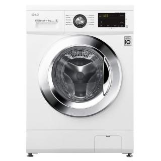 Pračka se sušičkou LG F48J3TM5W bílá