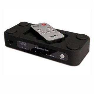 PremiumCord Externí HDMI Switch 5000