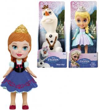 Princezny mini Frozen