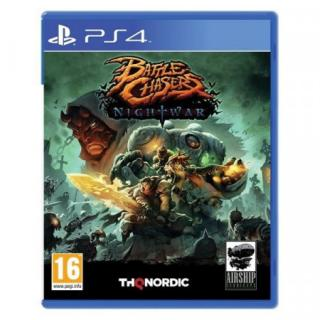 PS4 - Battle Chasers: Nightwar, 9006113009207