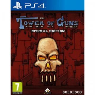 PS4 Tower of Guns ,