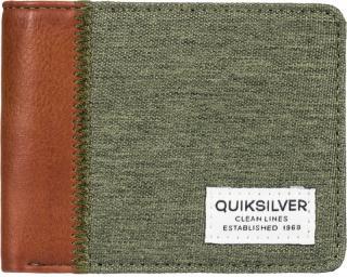 Quiksilver Pánská peněženka Freshness Plus 5 EQYAA03947-GZH0