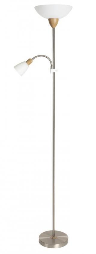 Rabalux Diana, podlahová stojací lampa se čtecím ramenem 5739 - zánovní