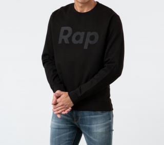 RAP Crewneck Black