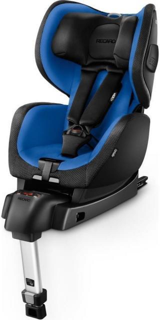 RECARO OPTIAFIX autosedačka xenon blue