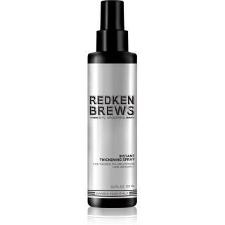 Redken Brews objemový sprej pro jemné vlasy 125 ml