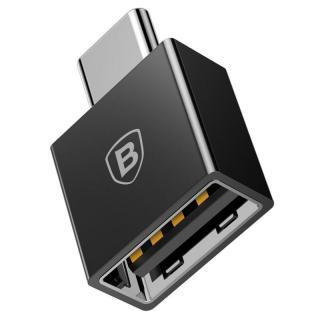 Redukce Baseus USB-C/USB černá