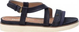 Refresh Dámské sandále Navy Pu Ladies Sandals 69600 Navy - Velikost 39