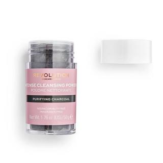 Revolution Čisticí pudr Purifying Charcoal Cleansing Powder 50 g