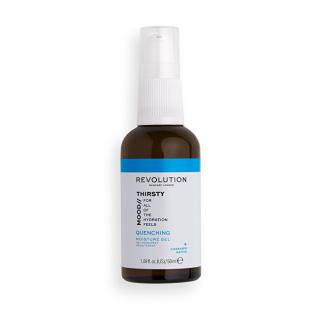 Revolution Hydratační pleťový gel Skincare Mood Thirsty  50 ml