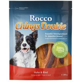Rocco Chings Double na vyzkoušení za skvělou cenu! - Kuřecí a jehněčí 200 g