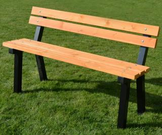 Rojaplast PARDUBICE lavička - použité