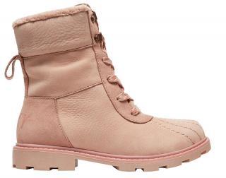 Roxy Dámské kotníkové boty Meisa Blush ARJB700628-BSH 39