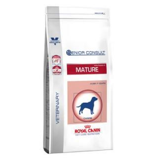 Royal Canin Senior Consult Mature Dog Vitality & Skin - Vet Care Nutrition - výhodné balení 2 x 10 kg