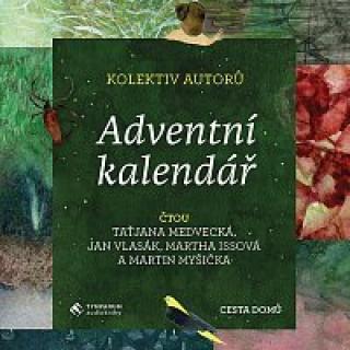 Různí interpreti – Adventní kalendář  – CD-MP3