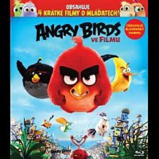 Různí interpreti – Angry Birds ve filmu  – BD