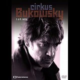 Různí interpreti – Cirkus Bukowsky I.a II.série – DVD