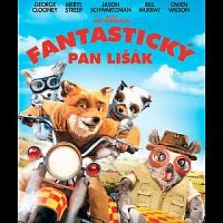 Různí interpreti – Fantastický pan Lišák – DVD