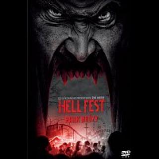 Různí interpreti – Hell Fest: Park hrůzy – DVD