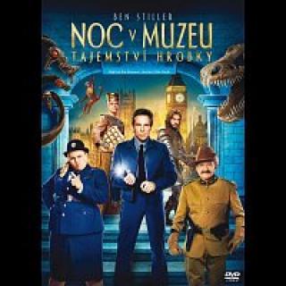 Různí interpreti – Noc v muzeu 3: Tajemství hrobky – DVD