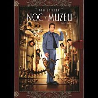 Různí interpreti – Noc v muzeu  – DVD