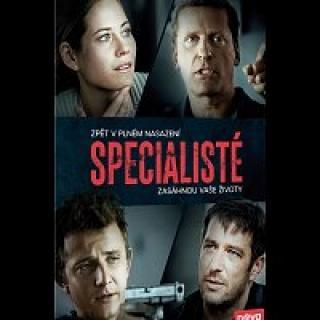 Různí interpreti – Specialisté 1. a 2. série – DVD