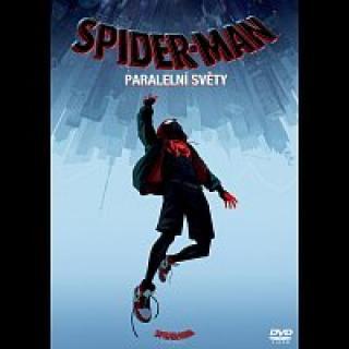 Různí interpreti – Spider-man: Paralelní světy – DVD