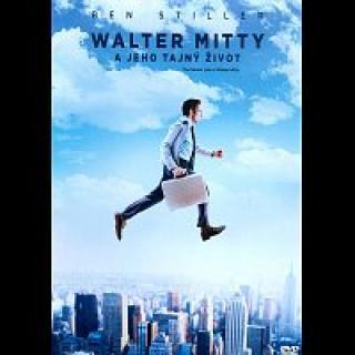 Různí interpreti – Walter Mitty a jeho tajný život – DVD