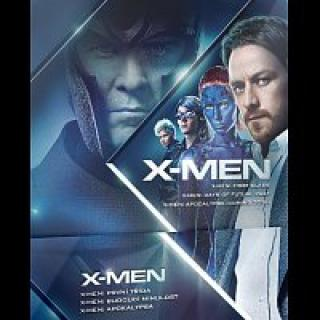Různí interpreti – X-Men Prequel 4-6 – BD