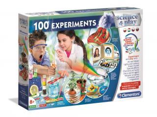 Sada experimentů - 100