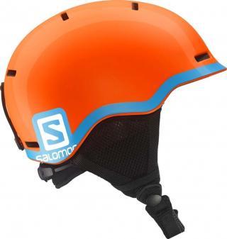 Salomon Grom Fluo Orange/Blue K S 49-53