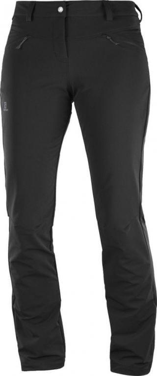 Salomon Wayfarer Warm Pant W Black 40/R