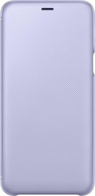 Samsung A6 plus flipové pouzdro,lavender EF-WA605CVEGWW - rozbaleno