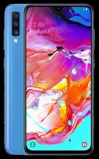 Samsung Galaxy A70, 6GB/128GB, Blue