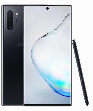 Samsung Galaxy Note10 , 12GB/256GB, AuraBlack - zánovní
