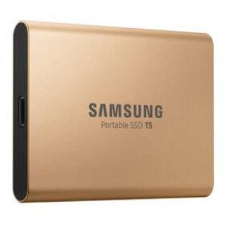 Samsung T5, 500GB  zlatý
