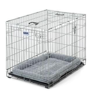 Savic klec Dog Residence včetně polštáře - D 107 x Š 71 x V 81 cm