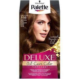 SCHWARZKOPF PALETTE Deluxe 556 Tmavě zlatá blond 50 ml