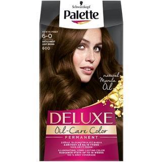 SCHWARZKOPF PALETTE Deluxe 6-0 Světle hnědý 50 ml
