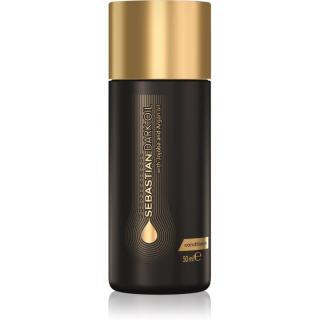 Sebastian Professional Dark Oil hydratační kondicionér pro lesk a hebkost vlasů 50 ml
