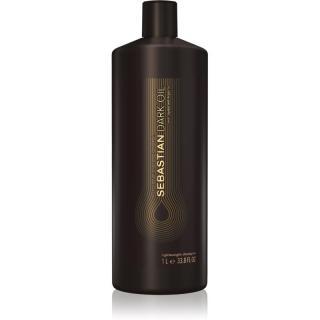 Sebastian Professional Dark Oil hydratační šampon pro lesk a hebkost vlasů 1000 ml