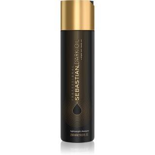 Sebastian Professional Dark Oil hydratační šampon pro lesk a hebkost vlasů 250 ml