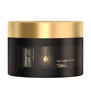 Sebastian Professional Vyživující maska pro lesk a hebkost vlasů Dark Oil  150 ml