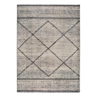 Šedý koberec Universal Kasbah Gris, 80 x 150 cm